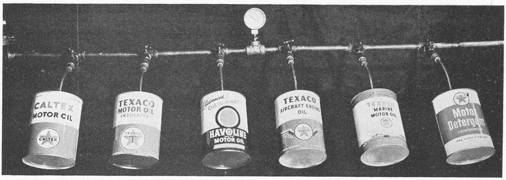 Oil Can Pressure Test